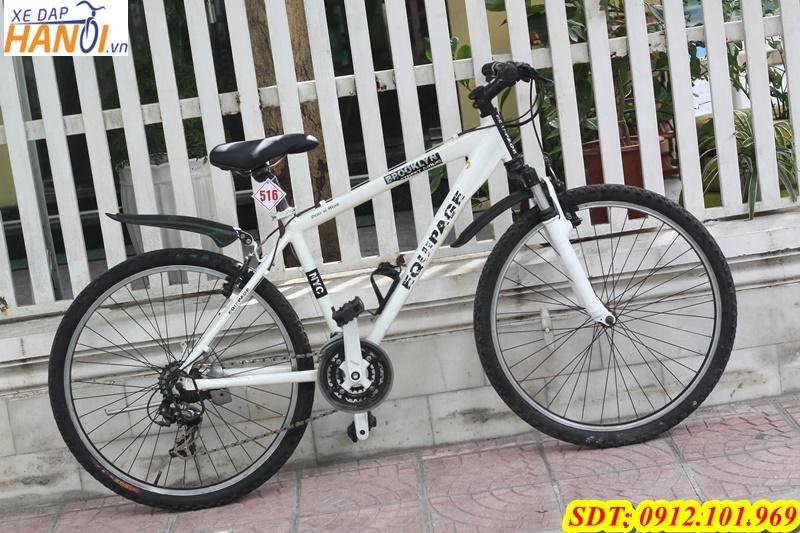 Xe đạp thể thao MTB Nhât bãi Equipage đến từ nước Pháp