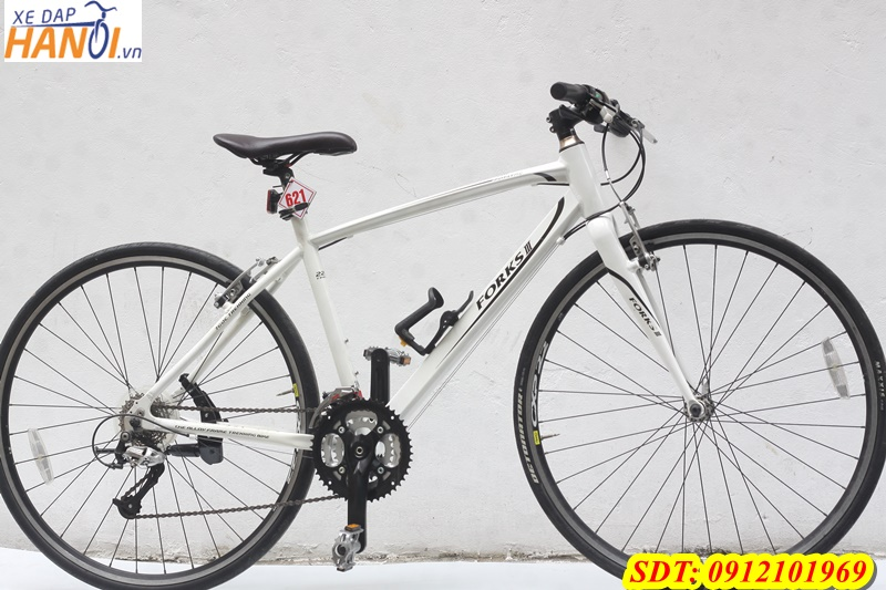 Xe đạp Touring Nhât bãi FORKS III 2020 TRC ĐẾN TỪ JAPAN