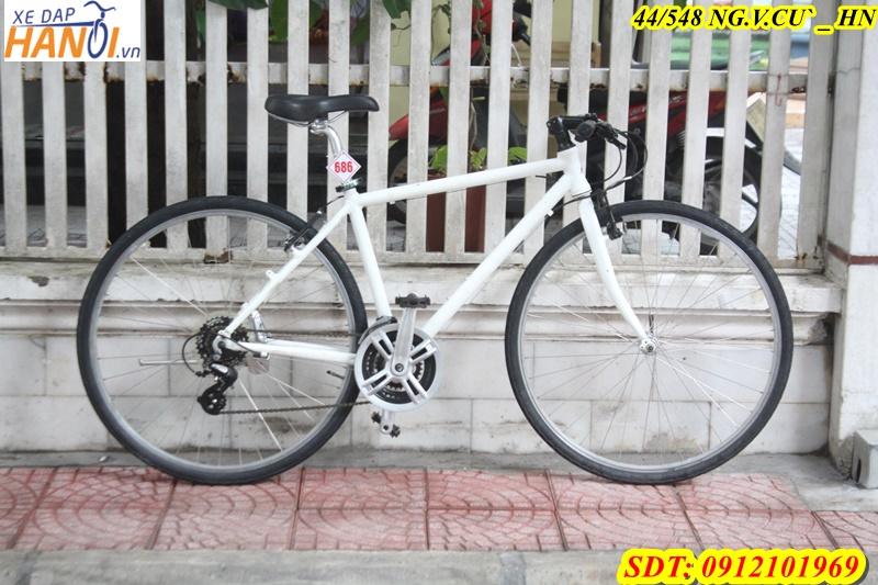 Xe đạp thể thao Touring Nhật bãi ASAHI CITY ĐẾN TỪ JAPAN-