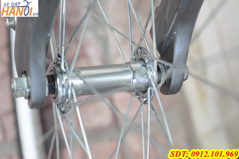 Xe đạp touring nhật bãi CHEVAUX 1CV ĐẾN TỪ NƯỚC PHÁP