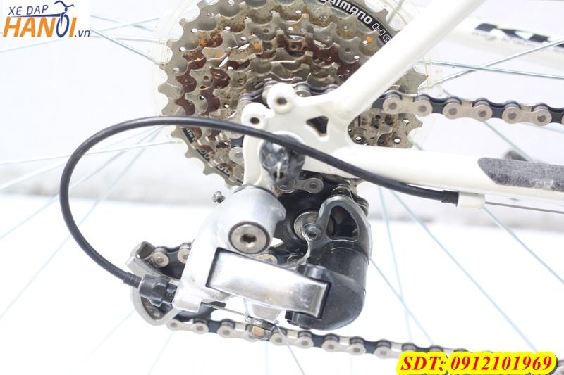 Xe đạp Touring Nhât bãi KHS CX50 HÀNG NỘI ĐỊA