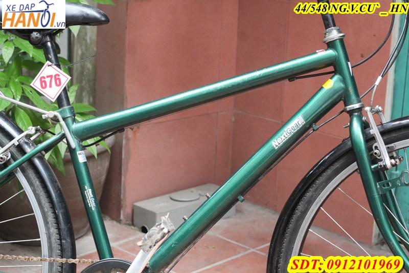 Xe đạp thể thao Touring Nhật bãi  NEXT GEAR ĐẾN TỪ JAPAN
