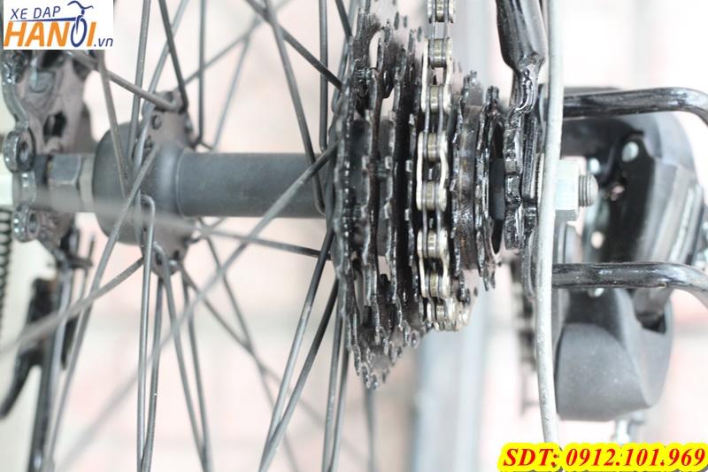 Xe đạp touring Nhât bãi Pherkad đến từ Japan