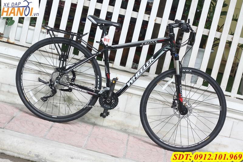 Xe đạp Touring Nhật bãi Wheeler Cross 300 đến từ Taiwant