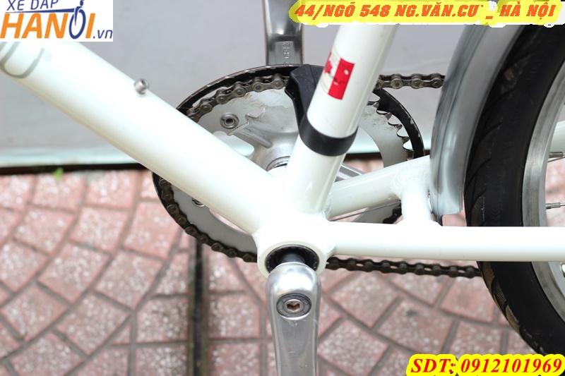 Xe đạp Mini Nhật bãi ALOUETTE - Hàng nội địa