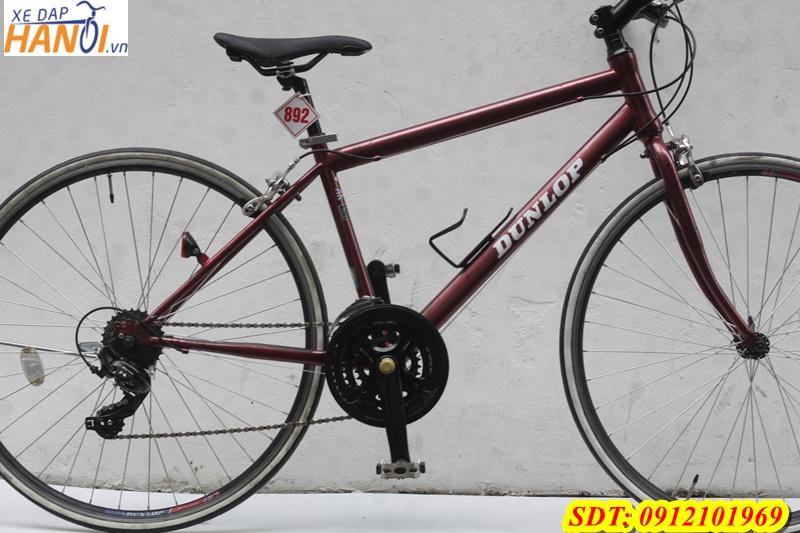 Xe đạp Touring Nhât bãi DUNLOP đên từ nước Anh