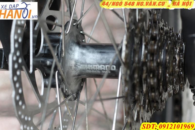 Xe đạp thể thao MTB NHÂT BÃI CANNODALE ĐẾN TỪ USA-