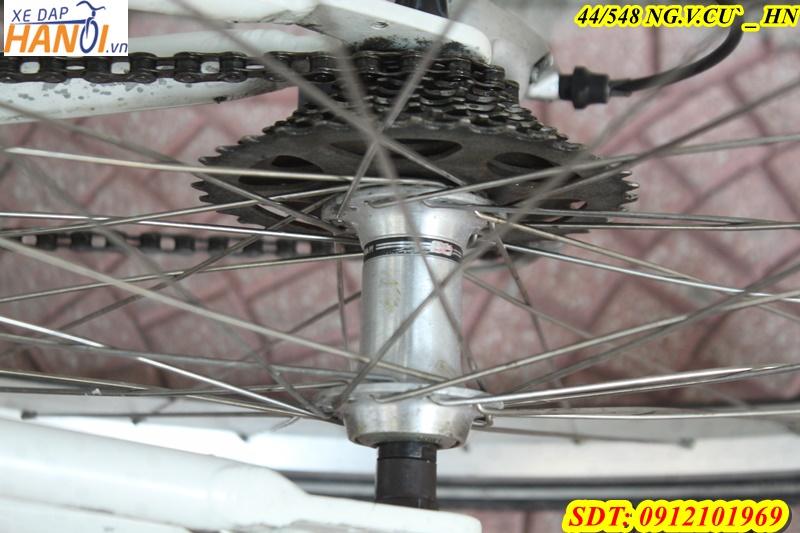 Xe đạp thể thao MTB Nhật bãi Louis LGS six đến từ Canada