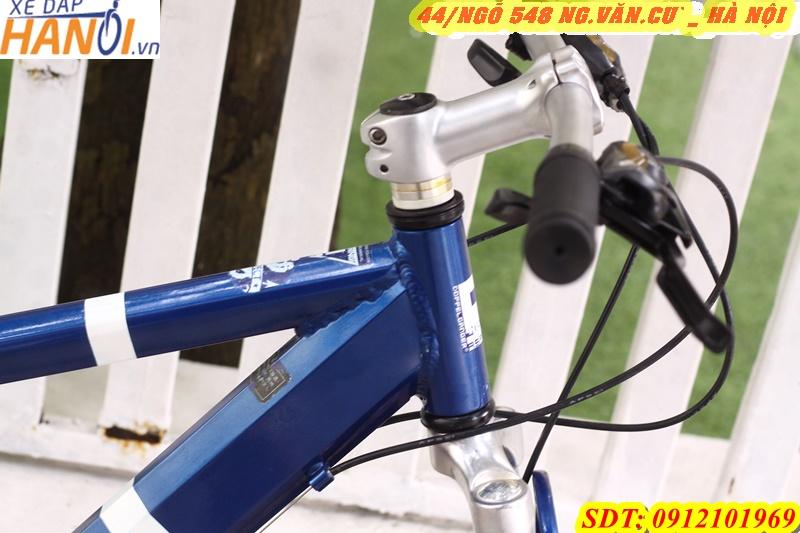 Xe đạp touring Nhật bãi Alcross 2 - xe nội địa