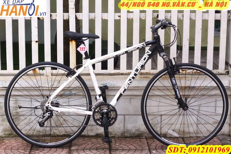 Xe đạp thể thao Touring Nhật bãi CREST đến từ Japan