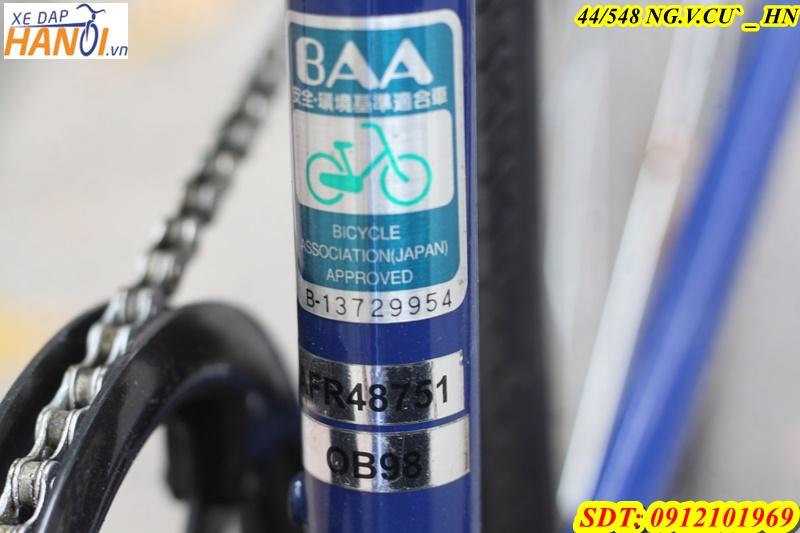 Xe đạp thể thao Touring Nhật bãi MIYATA ĐẾN TỪ JAPAN