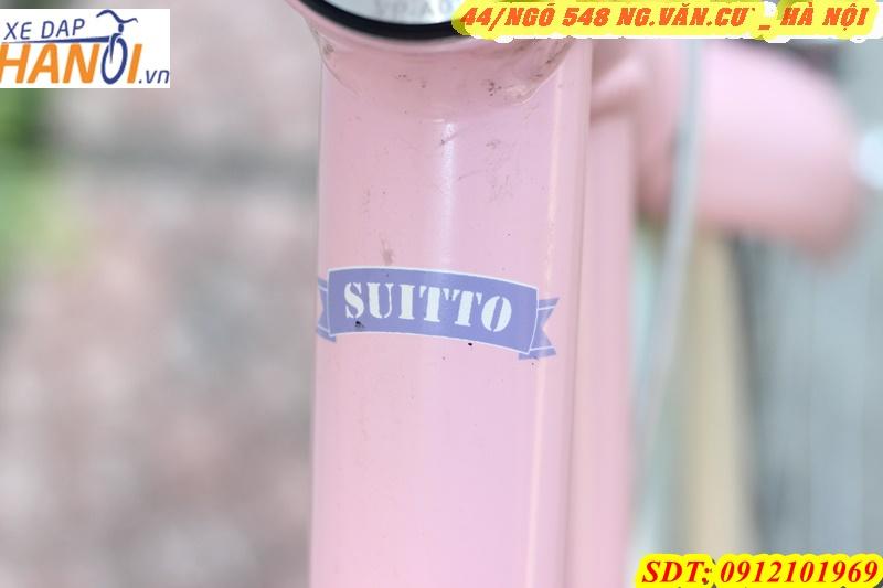 Xe đạp TOUURING Nhật bãi PRECISION TRECKING đến từ Japan