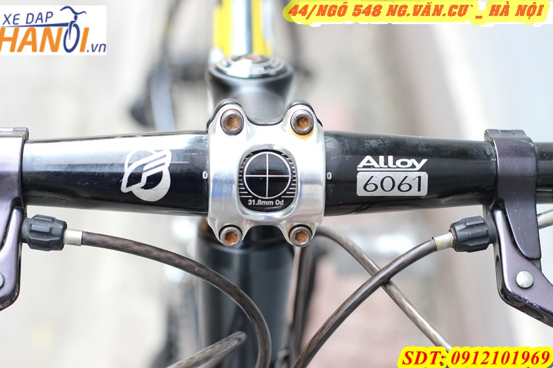 Xe đạp touring Nhật bãi CHEVAUH đến từ nước Pháp