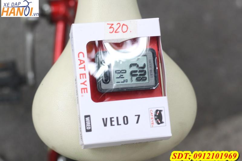 Đồng hồ tôc độ CATEYE VOLO 7 MODEL CC-VL520