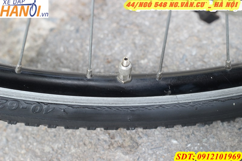 Xe đạp thể thao Touring Nhât bãi GIOS MISTRAL ĐẾ TỪ NƯỚC Ý