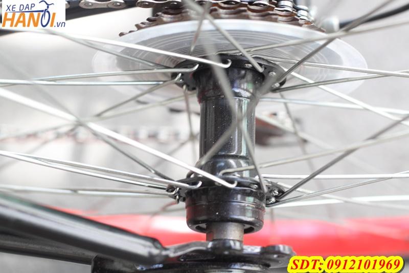 Xe đạp Touring Nhật bãi TOP ONE đến từ Japan