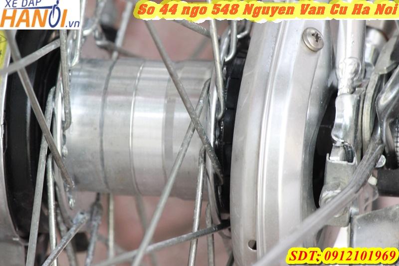 Xe đạp mini Nhât Bãi EneLoop Bike đến từ Japan
