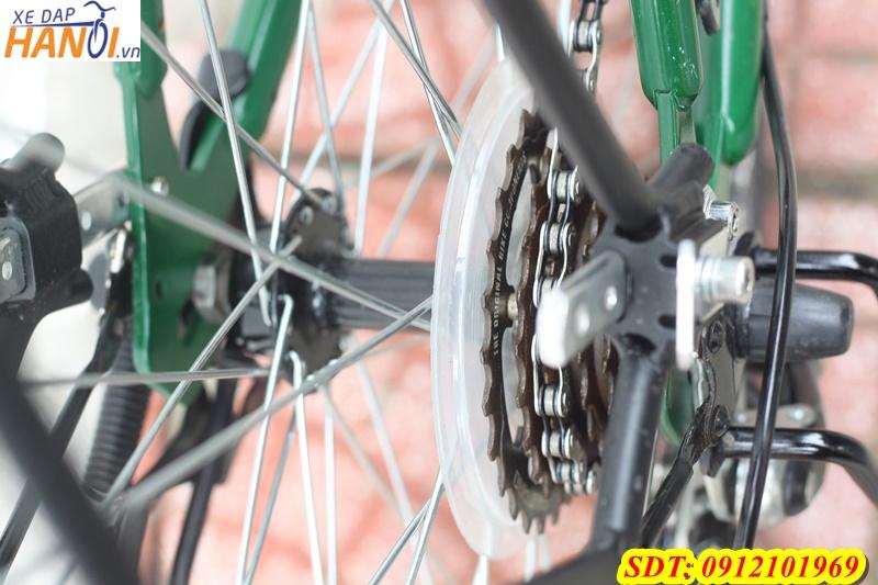 Xe đạp touring Nhât bãi NOSTALIA đến từ Japan
