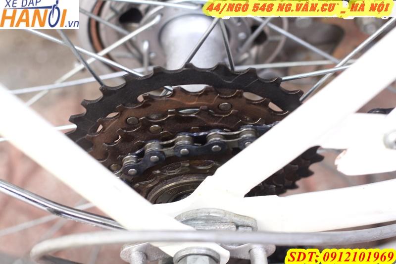 Xe đạp Touring Nhật Bãi Chevaux Velo đến từ nước Pháp