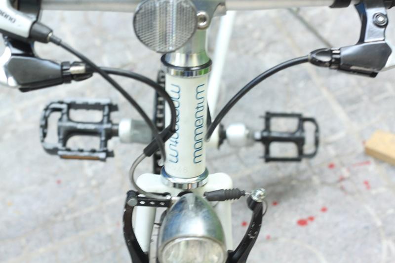 Xe đạp thể thao Nhật bãi MOMENTUM ĐẾN TỪ JAPAN