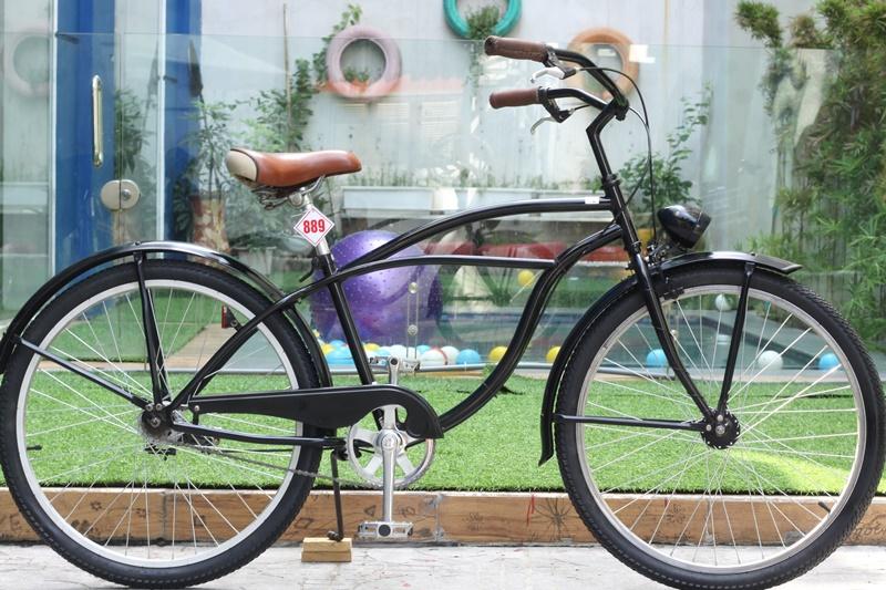 Xe đạp bãi biển Nhật bãi LAMOTO ĐẾN TỪ JAPAN