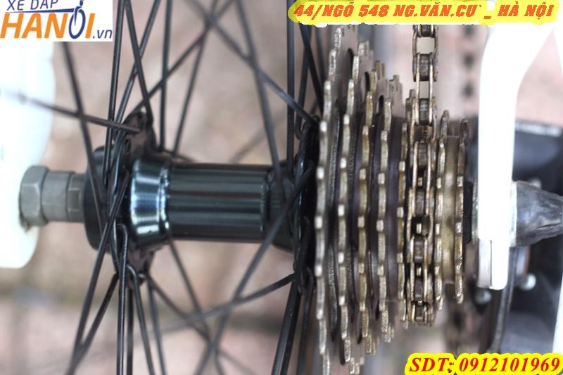 Xe đạp thể thao Roading Nhật bãi (đua) GIOS ĐẾN TỪ NƯỚC Ý