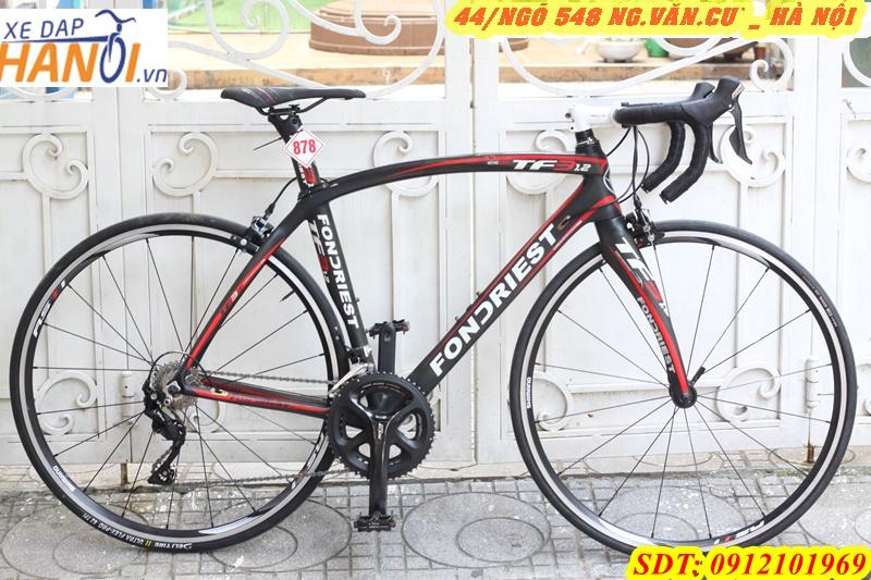 Xe đạp thể thao carbon FONDRIEST TF 31.2 ĐẾN TỪ NƯỚC Ý