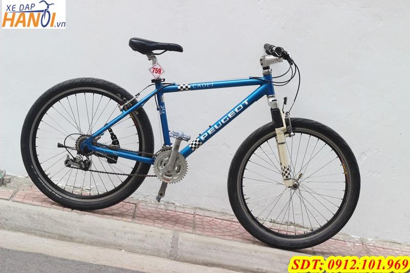 Xe đạp MTB Nhât bãi Peugoet Cadet đến từ nước Pháp