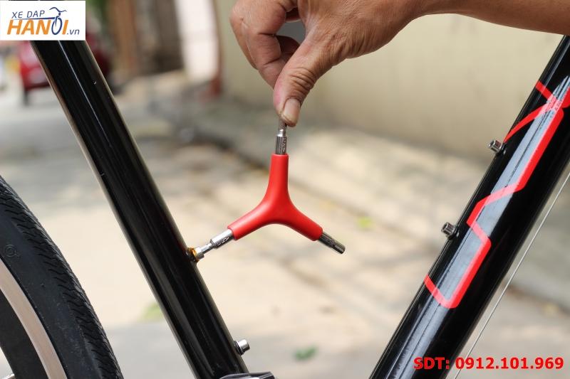 Khẩu lục xe đạp - Hàng China