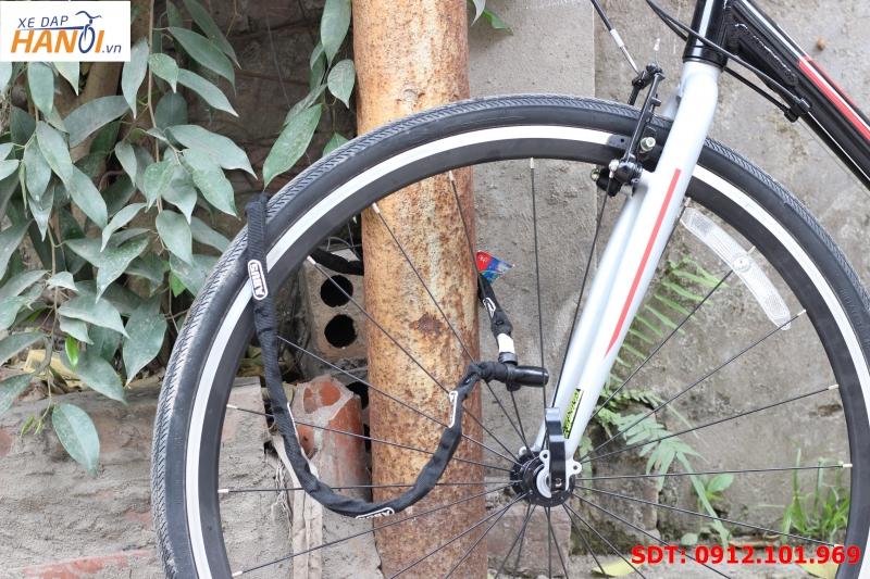 Khóa chìa xe đạp Abus