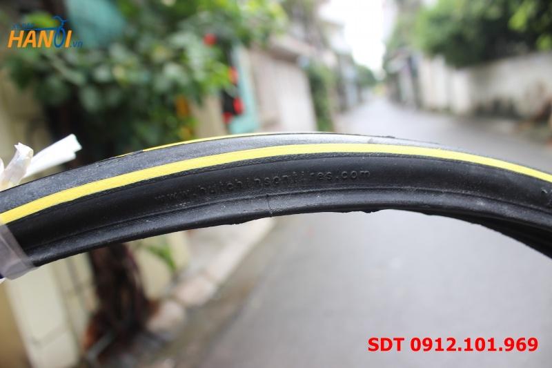 Lốp xe đạp Hutchinson 700x23c