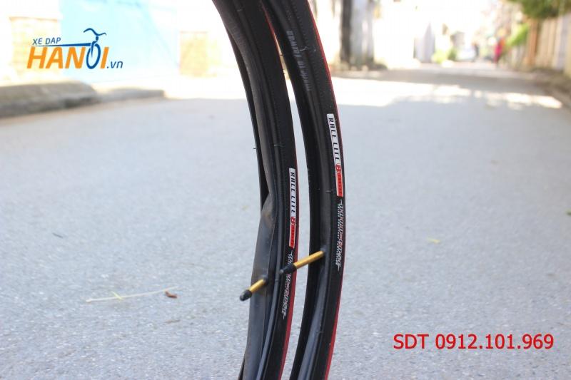 Lốp cả săm  xe đạp Bontrager, 700x32c/1 đôi/2 săm 2 lốp