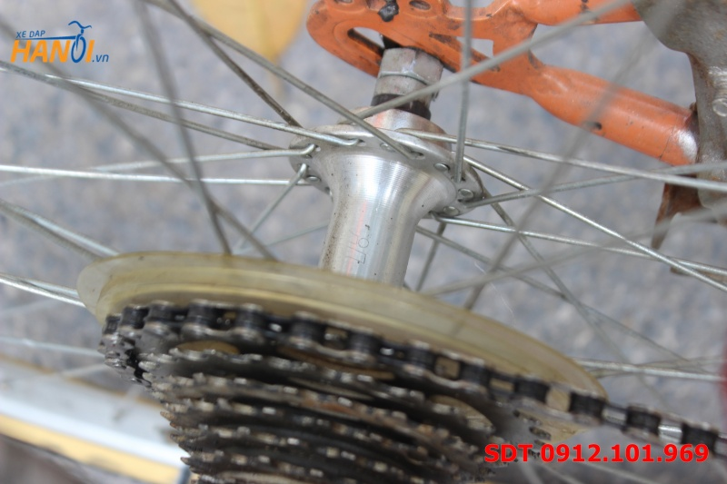 Xe đạp Nhật bãi Ami Cainz Crossbike