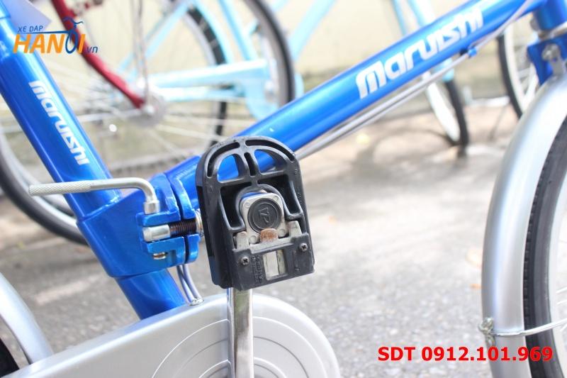 Xe đạp gập Nhật bãi Marushi