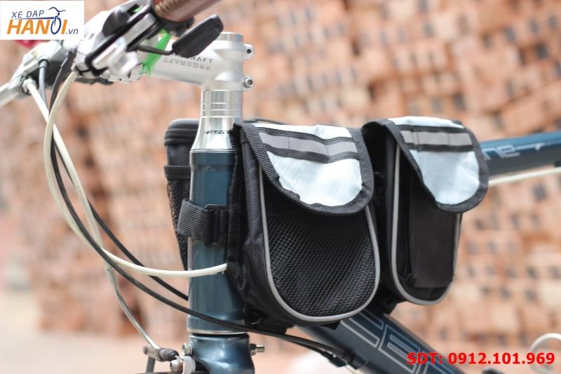 Túi đôi đựng đồ xe đạp