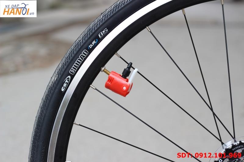 Đầu bơm xe đạp đa năng - China