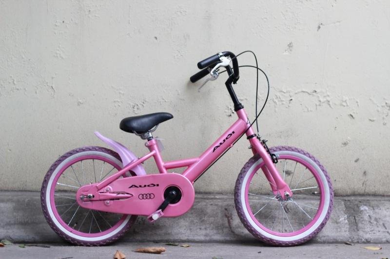 Xe đạp baby Nhật bãi Audi