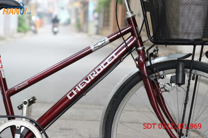 Xe đạp Nhật bãi Chevrolet