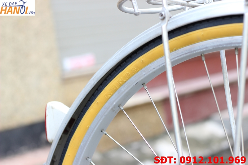 Xe đạp cổ Nhật bãi Roadman Gentleman