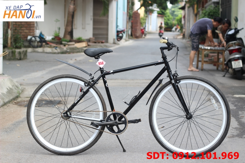 Xe đạp Fixed Gear ATB Series