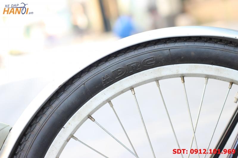 Xe đạp gập Nhật bãi Avec Vent