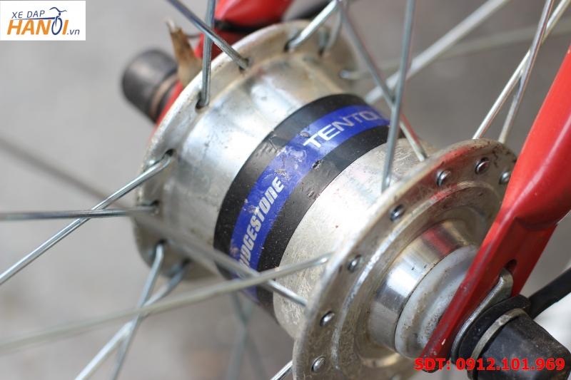 Xe đạp gập Nhật bãi Beem
