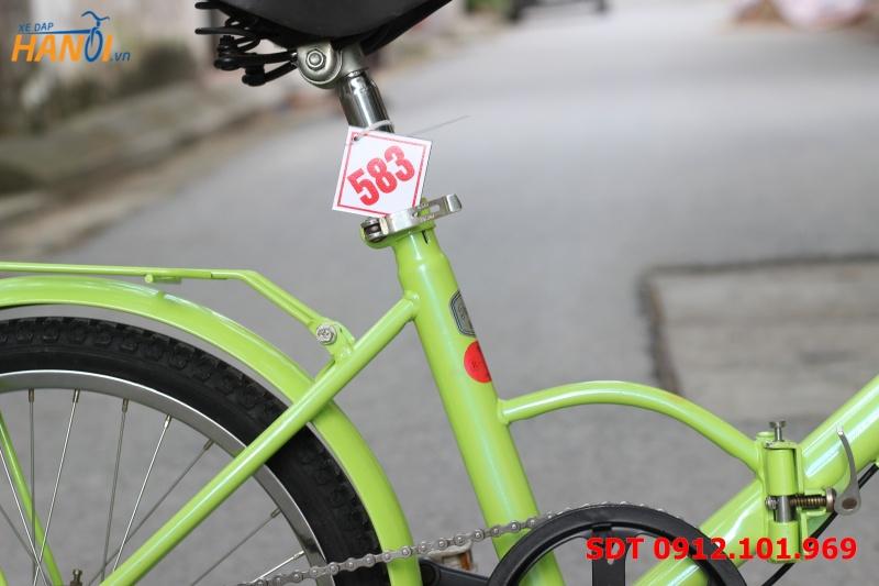 Xe đạp gập Nhật bãi Chevrolet