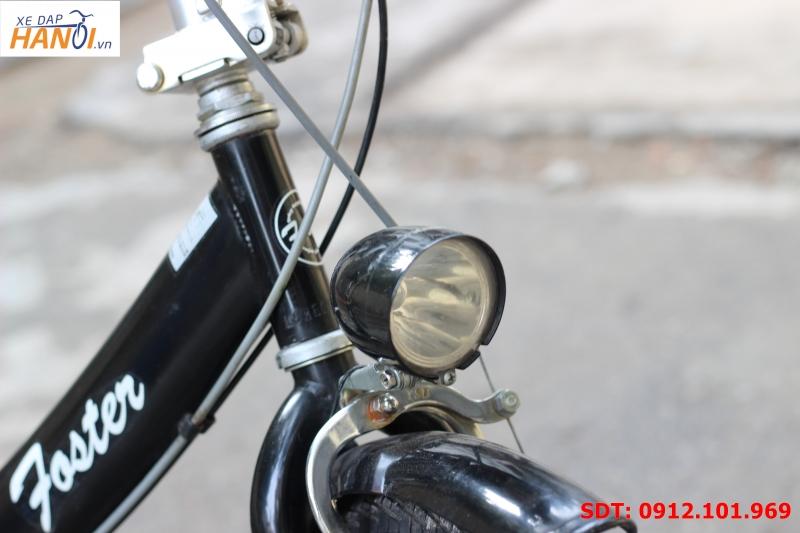 Xe đạp gập Nhật bãi Foster