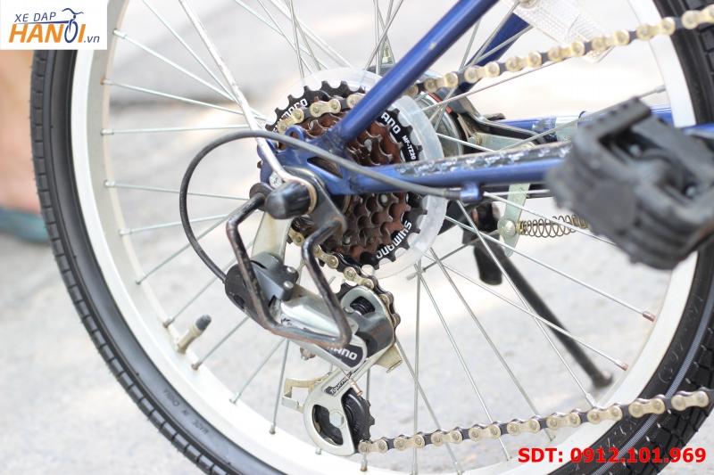 Xe đạp gập Nhật bãi Jeep (đã bán)