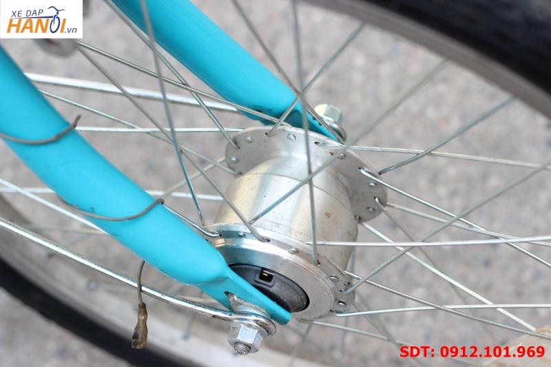 Xe đạp gập Nhật bãi Nova