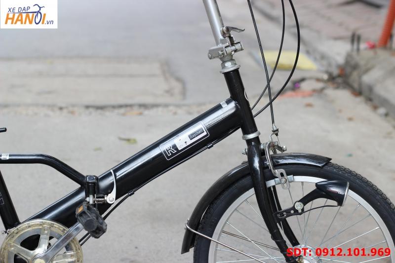 Xe đạp gập Nhật bãi Raychell.