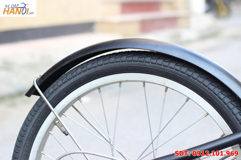 Xe đạp gập Nhật bãi Return Off
