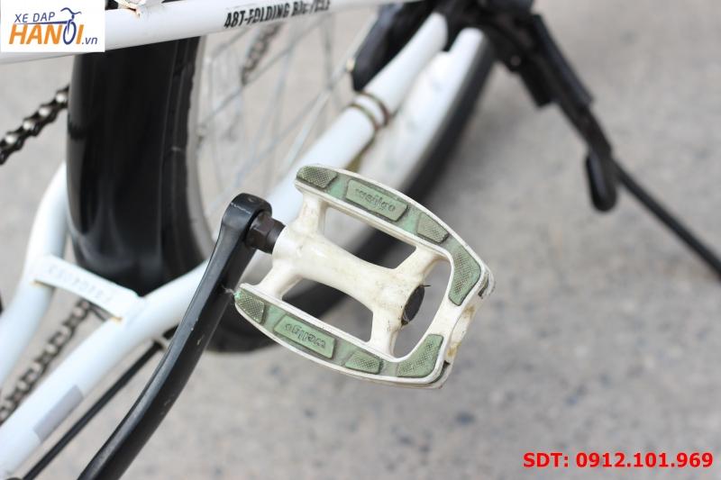 Xe đạp gập Nhật bãi SMT