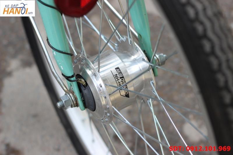 Xe đạp gập Nhật bãi Sydnia